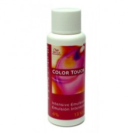 Wella Professionals Color Touch Emulsión 4% - 13 Volúmenes 60ML