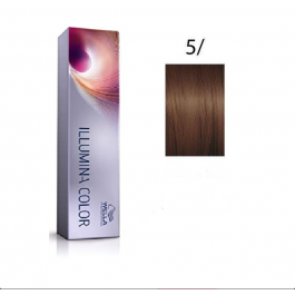 Wella Professionals Tinte Illumina Color 5/ Castaño Claro 60ML