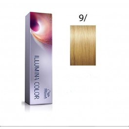 Wella Professionals Tinte Illumina Color 9/ Rubio Muy Claro 60ML