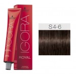 TINTE IGORA ROYAL SENEA MEDIUM BROWN FASHION S4-6 60 ml SCHWARZKOPF