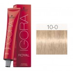 TINTE IGORA ROYAL HIGHLIFTS ULTRA RUBIO 10-0 60 ml SCHWARZKOPF