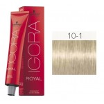 TINTE IGORA ROYAL HIGHLIFTS ULTRA RUBIO 10-1 60 ml SCHWARZKOPF