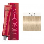 TINTE IGORA ROYAL HIGHLIFTS RUBIO ESPECIAL 12-1 60 ml SCHWARZKOPF