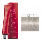 TINTE IGORA ROYAL HIGHLIFTS RUBIO ESPECIAL 12-11 60 ml SCHWARZKOPF