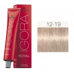 TINTE IGORA ROYAL HIGHLIFTS RUBIO ESPECIAL 12-19 60 ml SCHWARZKOPF