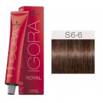 TINTE IGORA ROYAL SENEA DARK BLONDE FASHION S6-6 60 ml SCHWARZKOPF