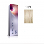 Wella Professionals Tinte Illumina Color 10/1 Rubio Súper Claro Ceniza 60ML