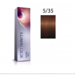 Wella Professionals Tinte Illumina Color 5/35 Castaño Claro Dorado Caoba 60ML