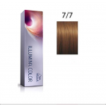 Wella Professionals Tinte Illumina Color 7/7 Rubio Medio Marrón 60ML